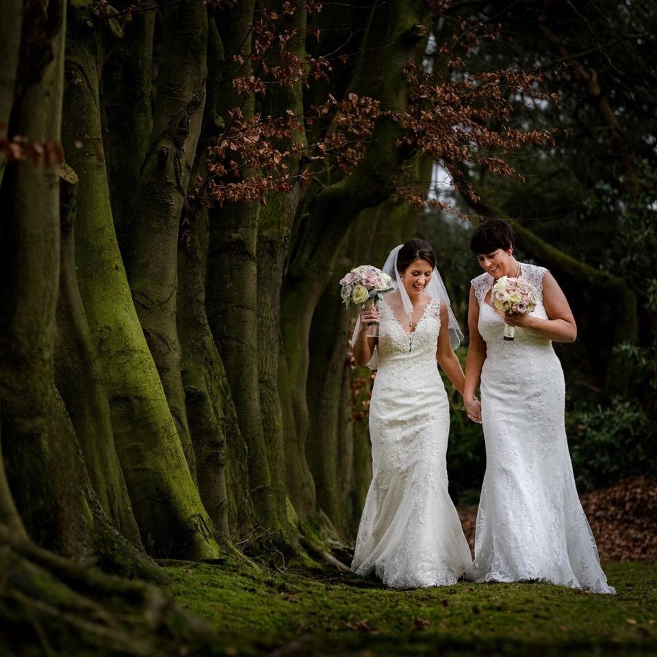 Brides of the Month- February — Cheadle Bride