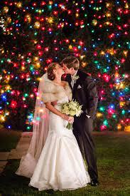 Real RVA Wedding: Chris & Jackie's Holiday Wedding